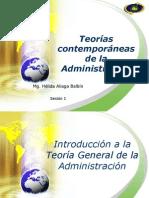 Sesión 1 Introducción y Enfoque Neoclasico de La Administración