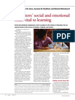 Educators Social and Emotional Article