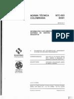 NTC-ISO30301