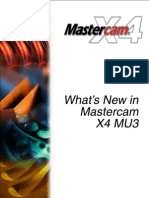 Whats New in Mastercam