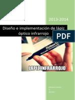 Manual Lapiz IR