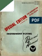 Instrument Flying Basic & Advanced 1944