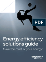 Schneider Electric Energy Efficiency Solutions Guide