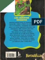Fantasville 21 - Los Muertos Vivientes
