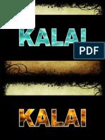 Kalai Animation Presentation