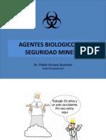 Agentes Biologicos en Mineria