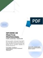 Resumen Estructura Del Informe Final