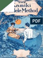 Kamiki Ukulele Method