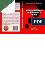 Definición Moderna de La Criminología de México