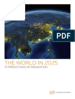 As 10 Previsoes 2025