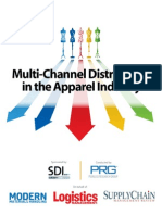 Multichannel Distribution Apparel Industry