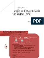 Microorganism and Their Effects on Living Thing