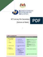 ICTL Scheme of Work