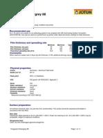 Vinyguard Silvergrey 88 - English (Uk) - Issued.06.12.