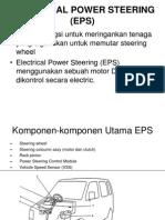 Electrical Power Steering (Eps)