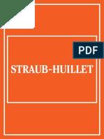 Straub-Huillet Catálogo 2011