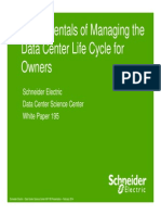 WP_195 Fundamentals of Managing the DC Life Cycle for Owners-140902130318-Phpapp01