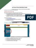 SchoolTool Parent Portal Quick Start Guide