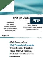 Cisco IPv6