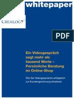 CreaLogWhitepaper Videocall