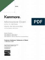 KenmoreElite (0.9 Cu. Ft)