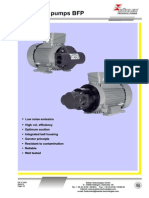 Cirkulac Pumpe BUHLER De370001