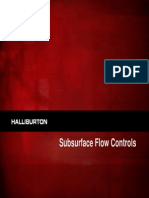 Sub Surface Flow Control Slide