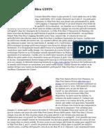 Nike Free Run 3.0 Bleu G59TN