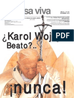CHIESA VIVA número 430 revista mensual