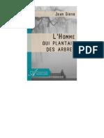 JEAN GIONO-Lhomme Qui Plantait Des Arbres-[Atramenta.net]