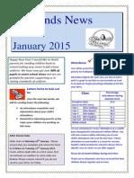 Parklands Newsletter January 2015 New