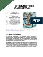 Tratamientos en Aguas Residuales PDF