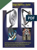MECH2400 5400 Belt Drives Flat Belt Drives 2014