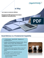 02-EM the CapgeminiWay_The Value of Effective Delivery - V3.1