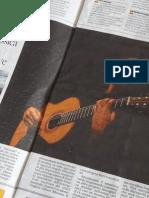 [ITA] - La Nuova Sardegna  - Novecento Guitar Sonatas