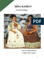 Comentario Frida Kahlo