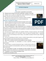 Instrução de Segurança_Porta-paletes