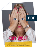 Cry Wolf Report