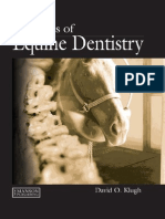 Principles of Equine Dentistry, Klugh, 2010