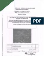 Informe de Identificacion Preliminar Peligros y Riesgos Proyecto Interconexión Oleoducto Caño Limón-Guafita  Rev 0.pdf