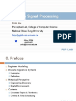 discrete signal processing