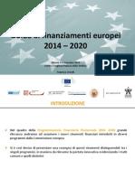 Guidaaifinanziamentieuropei2014 202014 131118092433 Phpapp01