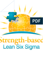 Flyer Workshops Strength Based Lean Six Sigma 2015