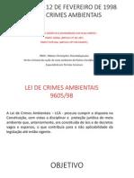 Ecologia e Meio Ambiente_lei de Crimes Ambientais_aula 2