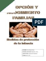 Adopción y Acogimiento Familiar