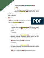 Pengumpulan Data bahan literatur