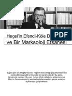 Hegel'in Efendi-Köle Diyalektigi
