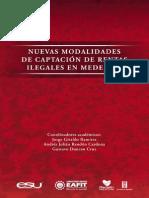 Nuevas Modalidades de Captación de Rentas Ilegales en Medellín (2014)