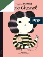 Una Visión de Cuento de Chanel