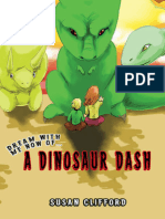 Dream with Me Now of...A Dinosaur Dash